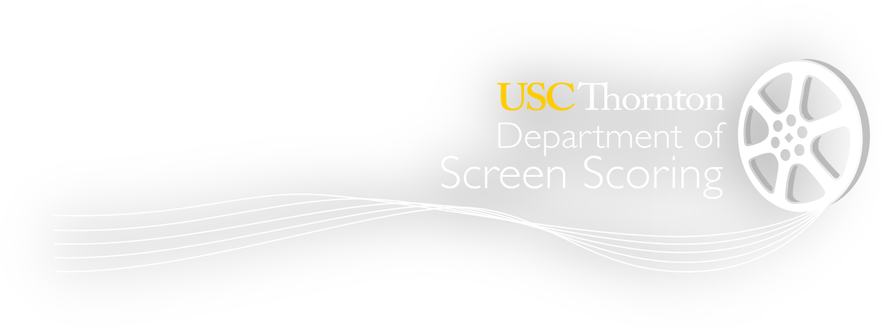 USC Department of Screen Scoring